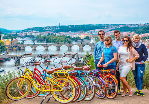 City Bike Tour Prague